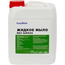 <b>Жидкое мыло</b> Easywork без запаха 5 л в Москве – купить по ...