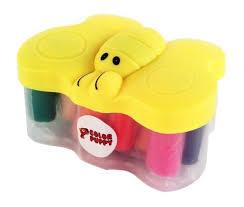 <b>Color Puppy Тесто для</b> лепки 63933 14цв., 210г, формочки, шприц ...