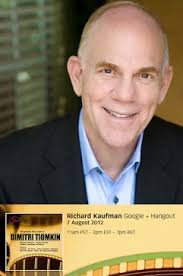 The London Symphony Orchestra will present conductor Richard Kaufman on the next LSO Hangout on Tuesday, August 7 at 11 a.m. PDT, 2 p.m. EDT, 7 p.m. BST. - LSO-Hangout-with-Richard-Kaufman