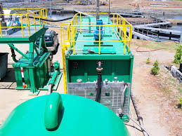 the specifications of the recovered oil and remaining residue after processing are generally acceptable to refineries for reuse and local authorities for oil tank cleaning equipment