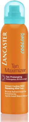 <b>Lancaster</b> After <b>Sun</b> Tan Maximizer Instant Cooling Mist 125ml in ...