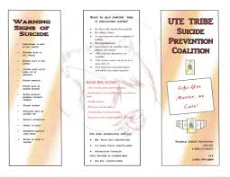 suicide prevention coalition new but helpful news ubmedia biz suicide prevention brochure
