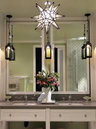 photographs bathroom lighting ideas fixer uppers best bathroom flips hgtvs fixer upper with chip bathroom light fixtures ideas hanging