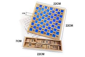 JaheerToy <b>Montessori</b> Educational Toy 1-100 Digital Math <b>Wooden</b> ...