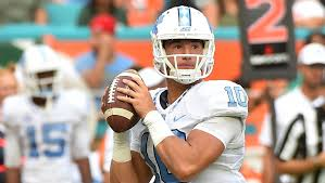 Bears turn NFL draft upside down, pick Mitchell Trubisky after trade