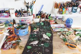 Ольга Езова-Денисова - гораздо больше, чем просто художник ...