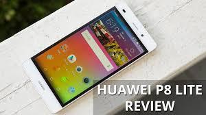 Huawei P8 Lite Review - YouTube