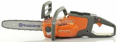 <b>Пила</b> аккумуляторная <b>Husqvarna 120i</b> без АКБ и ЗУ с шиной 12 ...
