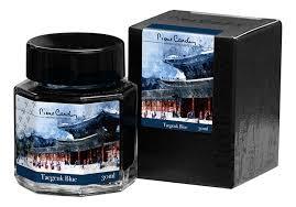 <b>Флакон чернил City Fantasy</b> 30мл: Taegeuk Blue | www.gt-a.ru