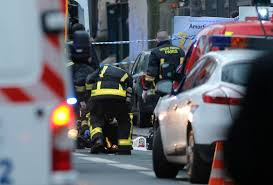 why is obama unable to call terrorist attacks islamic terrorism rescue workers tend a victim after a shooting in montrouge south of paris thursday