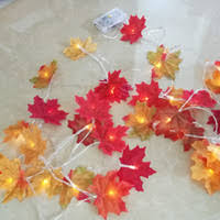 <b>Leaf</b> String Lights Online