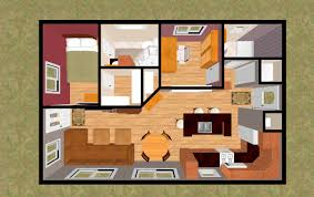 Bedroom Tiny House Good Free Small House Plans Bedroom         Bedroom Tiny House Excellent Bath Small House Floor