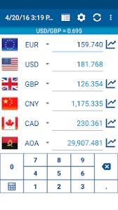 Conversor de divisas plus  miniatura de captura de pantalla     Google Play