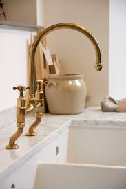 perrin rowe lifestyle: our perrin and rowe ionian mixers in aged brass are now available to purchase