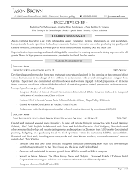 objective food service with  seangarrette cofood and beverage professional food service sample resume