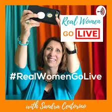 #RealWomenGoLive with Sandra Centorino
