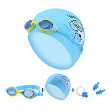 Adult Swimming Goggles Waterproof And Anti-Fog Flat Plating Hd ...