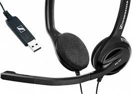 Купить <b>Гарнитура Sennheiser PC 36</b> Call Control Черный дешево ...