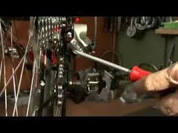 <b>Bicycle</b> Maintenance: How To Adjust a <b>Rear Derailleur</b> - YouTube