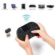<b>UKB 500 RF</b> 2.4GHz 92 keys Mini Wireless QWERTY Keyboard ...