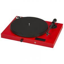 <b>Проигрыватель виниловых</b> дисков <b>Pro</b>-<b>Ject Juke</b> Box E, красный ...