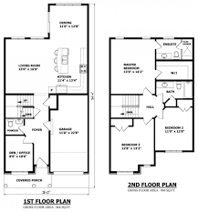 Small Double Storey House Plans Architecture    toobe     Architecture Medium size Small Two Storey House Floor Plan In Contemporary House Design With Many Rooms