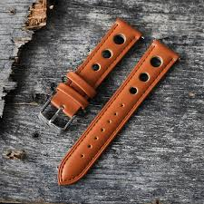 <b>Onthelevel Watch Strap</b> Handmade Retro <b>Genuine Leather Watch</b> ...