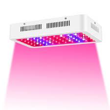 Ktaxon LED <b>Grow Light 600w</b> Double Chips Full Specturm Veg ...