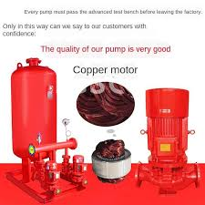 <b>Customized</b> xbd <b>fire pump</b> water pump indoor fire hydrant pump ...