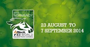 Alltech <b>FEI World Equestrian Games</b> in Normandy 2014 - English Site