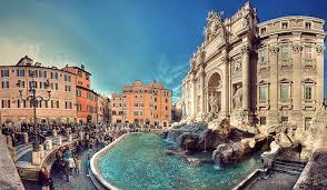 Hasil gambar untuk trevi fountain