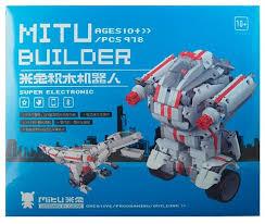 Купить Электромеханический <b>конструктор Xiaomi MITU</b> Mi Bunny ...
