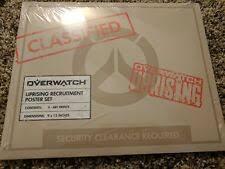 <b>Overwatch</b> Video Gaming <b>Posters</b> for sale   eBay