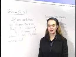 Chapter      Applications of Exponential and Logarithmic Functions     Chapter      Applications of Exponential and Logarithmic Functions       Carbon Dating