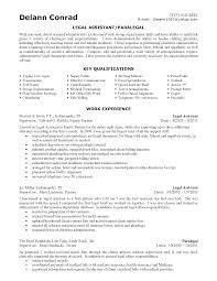 cover letter litigation paralegal resume civil litigation paralegal resume services