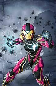 Ironheart (character) - Wikipedia