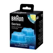 <b>Картридж для бритв</b> Braun с чистящей жидкостью CCR2 - купить ...