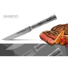 <b>Нож</b> для стейка <b>SAMURA BAMBOO SBA</b>-<b>0031</b>/K