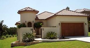 Plan W JG  Tuscan Jewel   e ARCHITECTURAL designSmall in size  this jewel of a Tuscan home plan has features found in much larger homes
