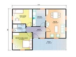 prefab house plans    sqm rooms living room dining room toilet kitchen