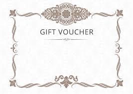 example voucher printable shopgrat example of voucher template 2016