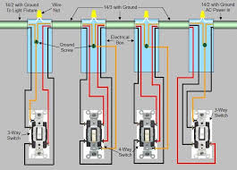 wiring a light switch 4 wires wiring diagram and hernes wiring a 4 way switch