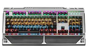 <b>Клавиатура Oklick 980G HUMMER</b> (Цвет: Gray)