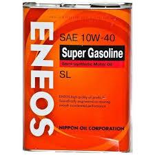 ᐅ <b>ENEOS Super</b> Gasoline SL 10W-40 4 л отзывы — 3 честных ...