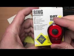 <b>Moon Ring</b> - Обзор, распаковка и тест заднего фонаря - YouTube