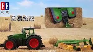 <b>Радиоуправляемый трактор Double</b> Eagle E351-003 1:16 в ...
