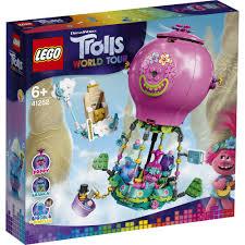 Купить <b>конструктор LEGO Trolls</b> Путешествие Розочки на ...