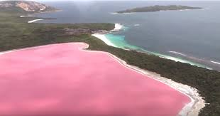 7 <b>Pink</b> Lakes In The World That Look Like They're From Another Planet