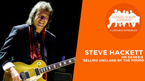 Classic Album Sundays - <b>Genesis</b> '<b>Selling</b> England by the Pound ...