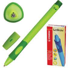 """Купить <b>Ручка шариковая</b> с грипом <b>STABILO</b> """"<b>Left</b> Right"""", СИНЯЯ ..."""